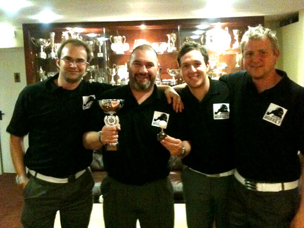 The Northern Monkey Golf Team